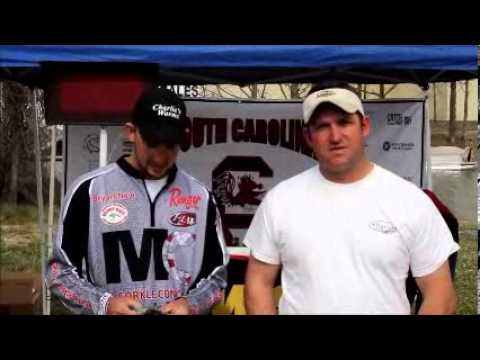 Anglers @ USC Bass Open--Lake Wylie