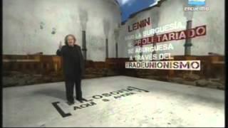 Filosofía Aquí y Ahora V - Encuentro 9: Las revoluciones socialistas del siglo XX.