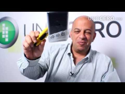 Unboxing LG Optimus L7X