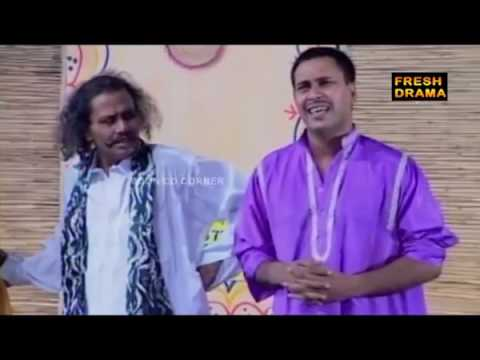Sajjan Abbas   Amanullah Khan  Zafri Khan  Pakistani Stage Drama Comedy Show Latest Funny