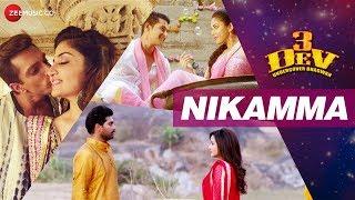Nikamma | 3 Dev | Karan Singh Grover, Ravi Dubey & Kunaal Roy Kapur | Rahat | Sajid Wajid | Kausar