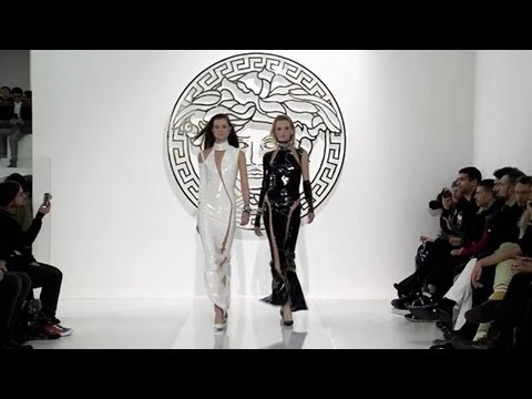 Versace Fall/Winter 2013 Full Show | EXCLUSIVE