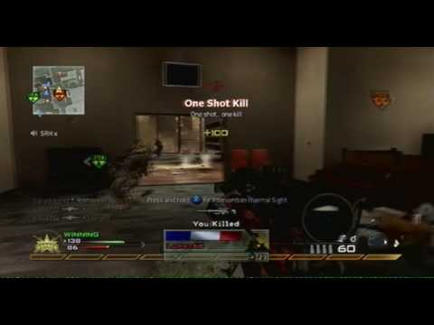 IReapZz - MW2 sniper Montage 1 Video
