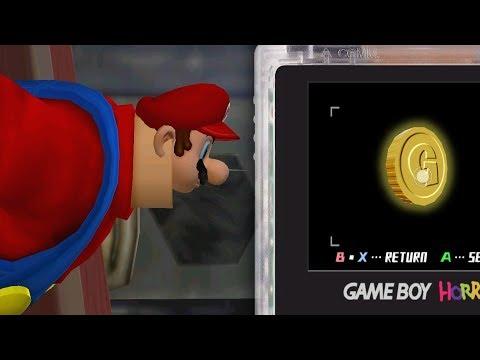 Curiosidades fuera del mapa de Luigi's Mansion | La moneda perdida y Mario deforme