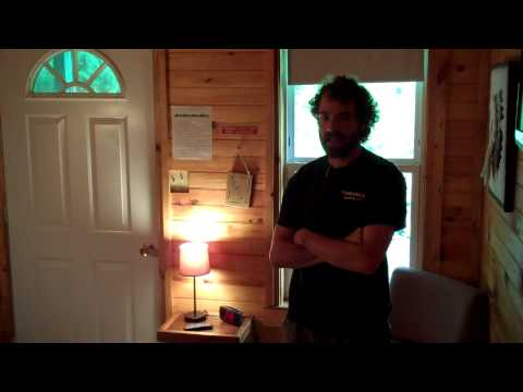 Tiny House/Cottage Camp in Northern Vermont- The Pine Crest Cabins