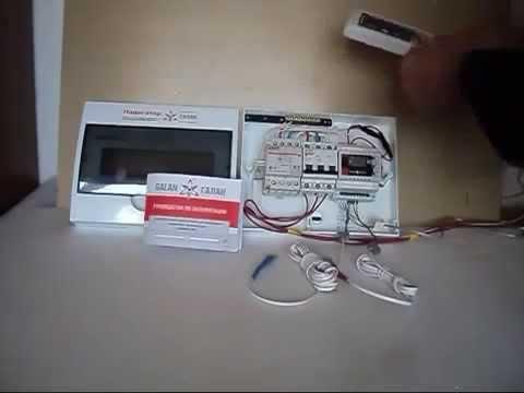 Автоматика для электрокотлов отопления своими руками