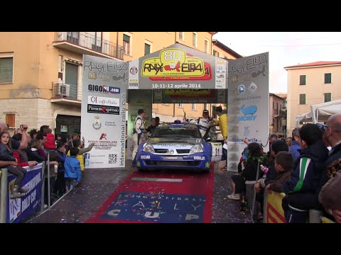 RALLY ELBA IRC 2014