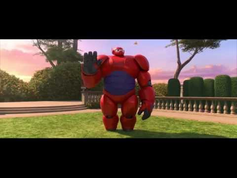 Big Hero 6 (Les Nouveaux Héros ) - New York Comic Con Trailer HD VO streaming vf