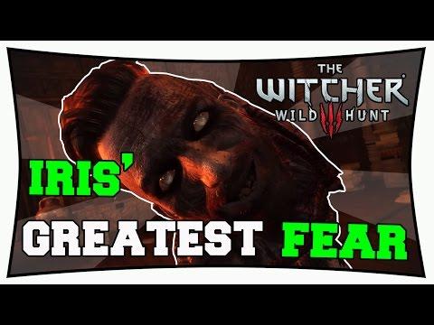 Самый большой страх Ирис Ведьмак 3: Каменные