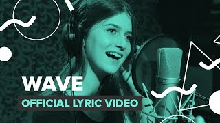 WAVE | Official Lyric Video | Brooke Butler