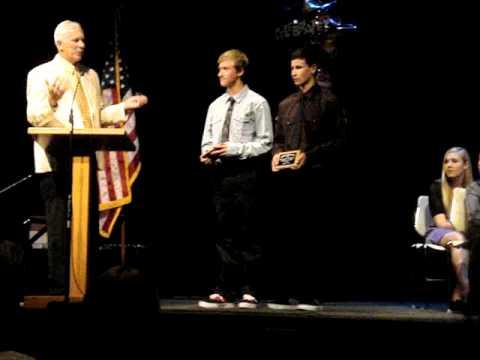 Baymonte Christian School 8th Grade Graduation June 7, 2011 - Part 7 of 9 - 06/12/2011