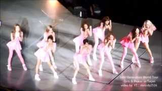"130721 SNSD 少女時代演唱會""Girls & Peace"" [DANCING QUEEN]"