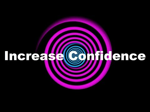 Hypnosis: Increase Confidence (Request)