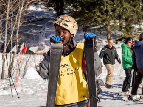 Voyager Ski School Travel - Hotel AlpenClub Schliersee - The Grange 2015