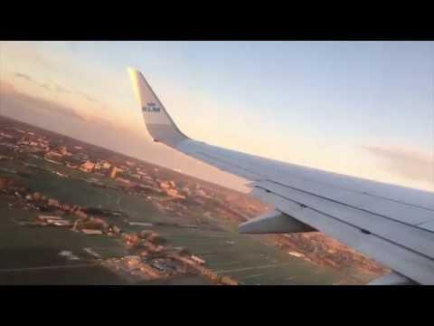 Life in Saudi + KLM A330 Dammam to Glasgow