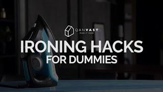 Qanvast Hacks: Intro To Ironing For Dummies