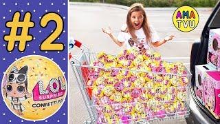 Lol surprise confetti pop, finally a rare lol!