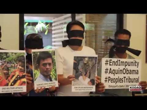IPT: The trial of Pres. Aquino and US government on crimes committed against Filipino people