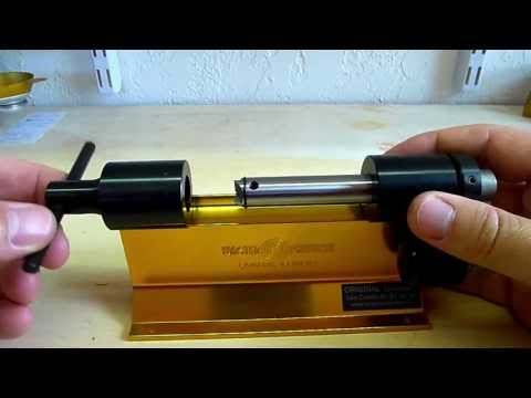 Forster Original Case Trimmer Unboxing. Review. and First Use