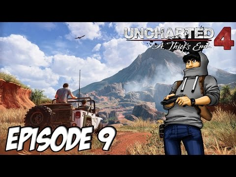 Uncharted 4 - Madagascar en Jeep | Episode 9