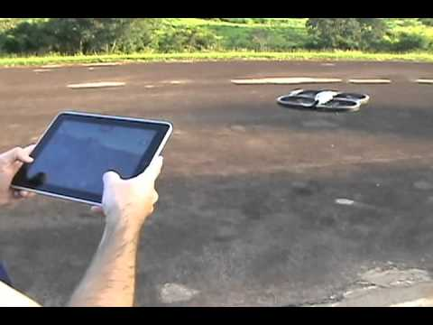 Parrot Ar Drone + iPad - Quadricoptero Music Videos