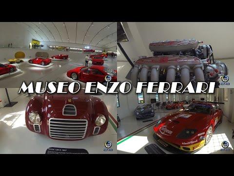 Museo Enzo Ferrari - Modena -  10-09-15
