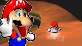 Can you beat Mario 64's Slides with ONLY your voice?