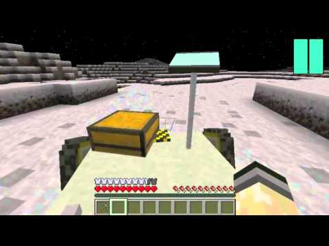 Galacticraft Mod 1.5.2 Minecraft Mod Showcase Part 1