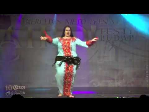 TATIANA TARASOVA  Moroccan Dance / Bellydance at the CAIRO! Festival Budapest 2018 thumbnail