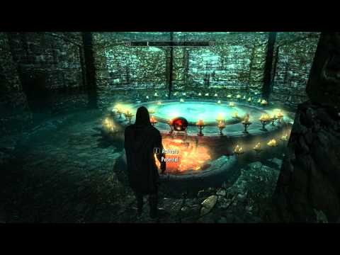 Atronach Forge - Daedric Recipes - TES V: Skyrim HD