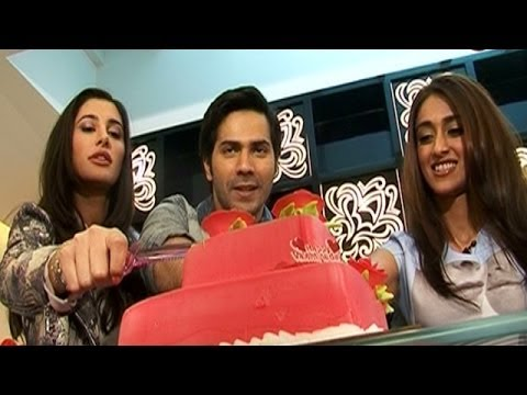 Main Tera Hero Movie | Varun Dhawan, Nargis Fakhri, Ileana D'Cruz Exclusive Interview