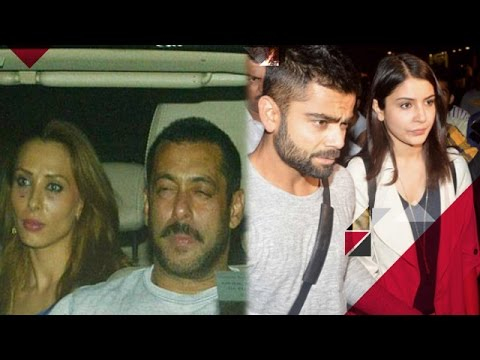 Salman Khan Iulia Vantur Marriage Date FIXED, Anushka Sharma & Virat Kohli Party TOGETHER