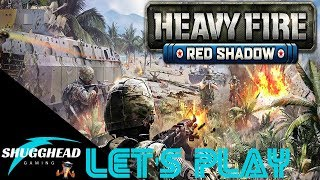 Heavy Fire: Red Shadow (Demo) PSVR: Lets Play