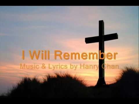 I Will Remember - Hanry Chan