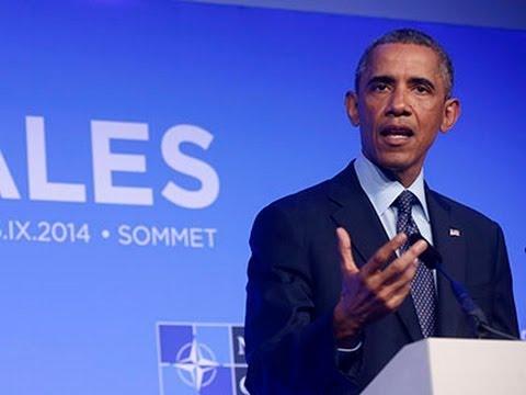 Obama Hopeful, Skeptical on Ukraine Cease-fire