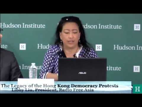 The Legacy of the Hong Kong Democracy Protests