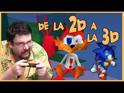 Joueur du Grenier - De la 2D  la 3D