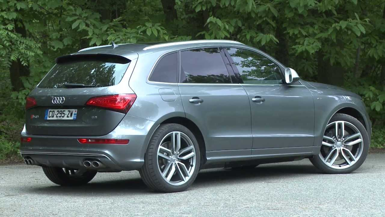Essai Audi Sq5 2013 Youtube
