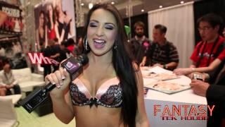 Porn Star Lola Foxx Interview in Las Vegas