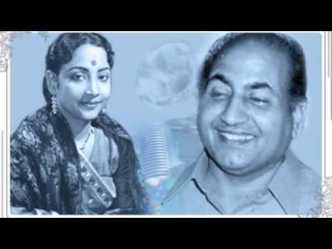 Geeta Dutt Mohd Rafi: Chahe kismat humko : Film - Neelam Pari...