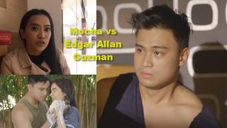 Edgar Allan Guzman vs Mocha Uson, Basura Daw ang 'Ipaglaban Mo'