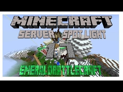 EmeraldBattleCraft Trailer