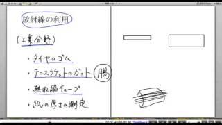 高校物理解説講義:「放射線」講義16
