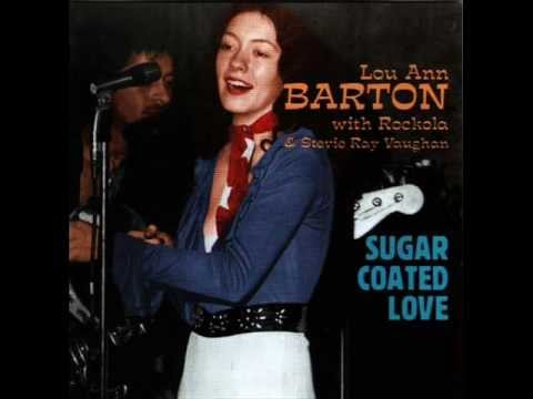 Lou Ann Barton & Stevie Ray Vaughan - Suger Coated Love 1977