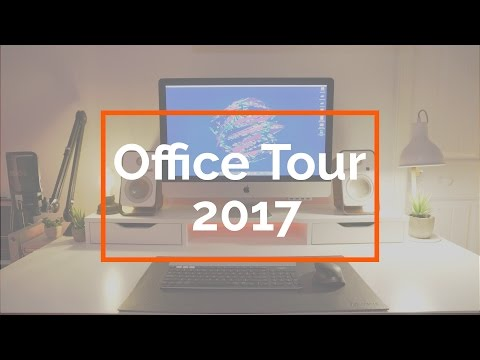 Ultimate Tech Office/Setup Tour (Late 2016/Early 2017)