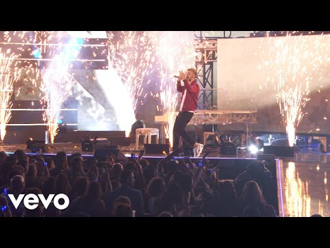 """Kygo """"HAPPY NOW"""" FT SANDRO CAVAZZA (Live On The Honda Stage At The 2018 IHeartRadio Mus..."""