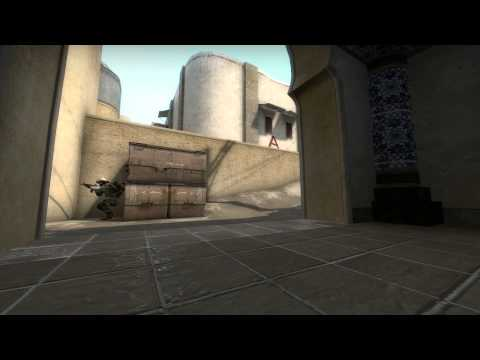 Dust2 : Actual Ranked Match Terrorism (60fps)
