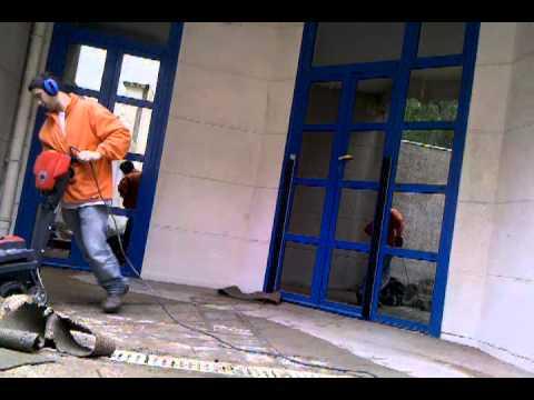 Decolleuse sol youtube - Comment decoller moquette ...