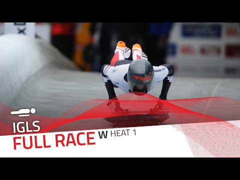 Igls | BMW IBSF World Cup 2016/2017 - Women's Skeleton Heat 1 | IBSF Official