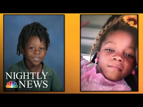 Missing Brother And Sister Found Alive And Safe In Jacksonville | NBC Nightly News